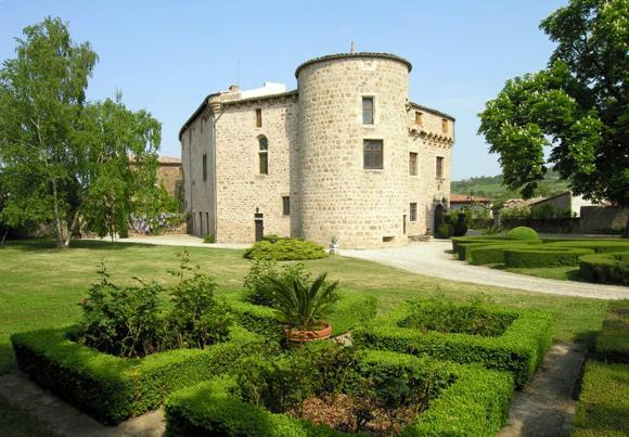 Château de Lupé 42