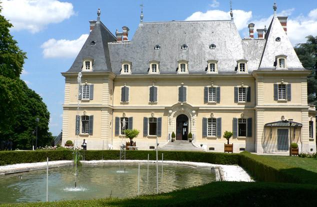 Salle château de Rajat 9780 Saint-Pierre-de-Chandieu