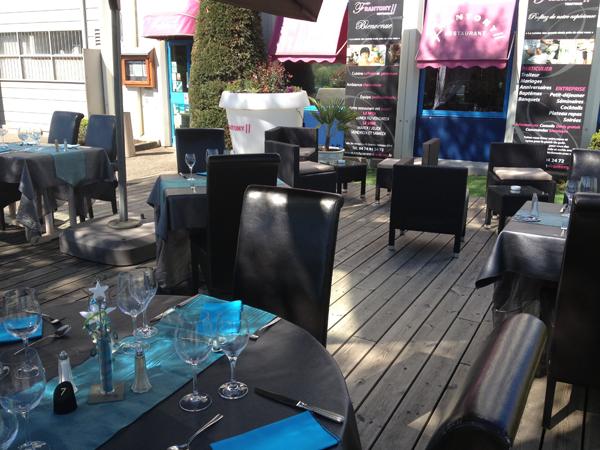 Restaurant Le Frantony 2 St Quentin Fallavier