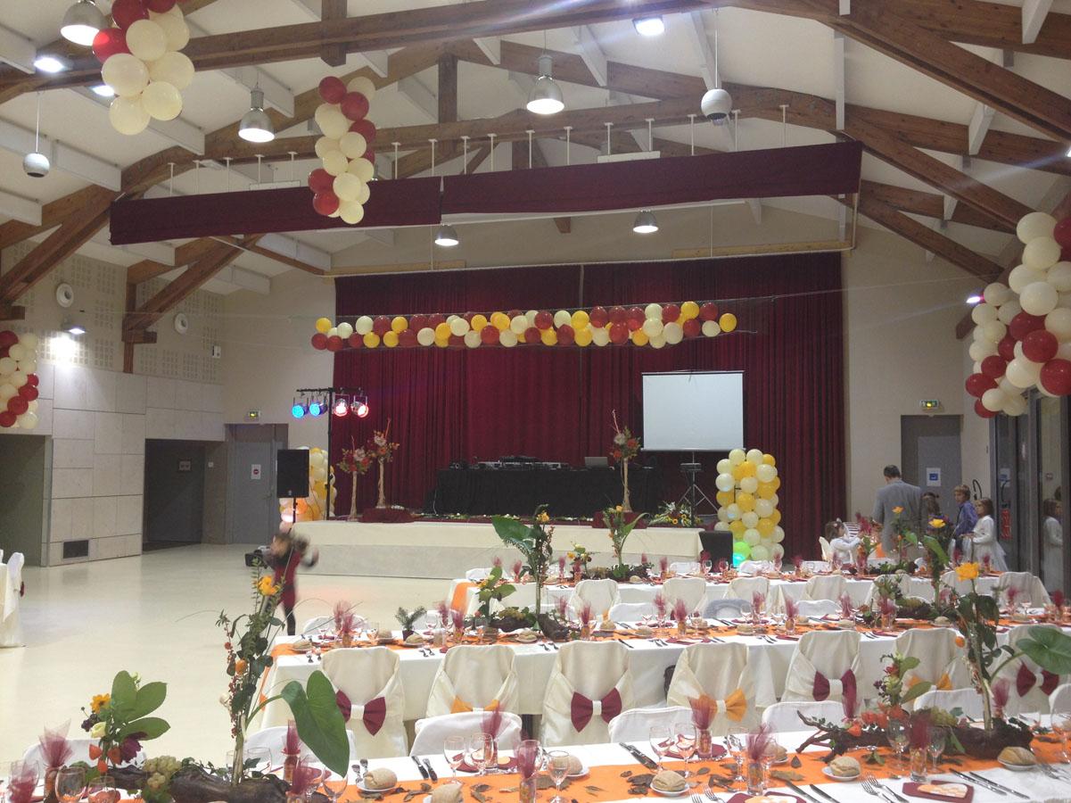 Salle des fêtes de Bregnier Cordon 01