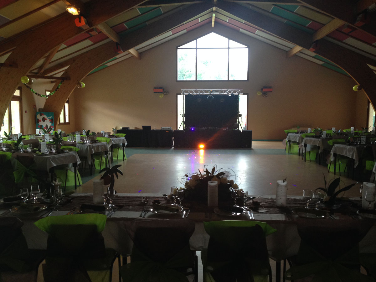 Salle des fêtes de Chelieu