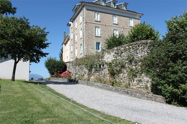 Salle château d'Escart 73