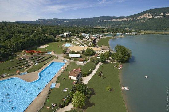 Centre hôtel de la vallée bleu à Montalieu 38