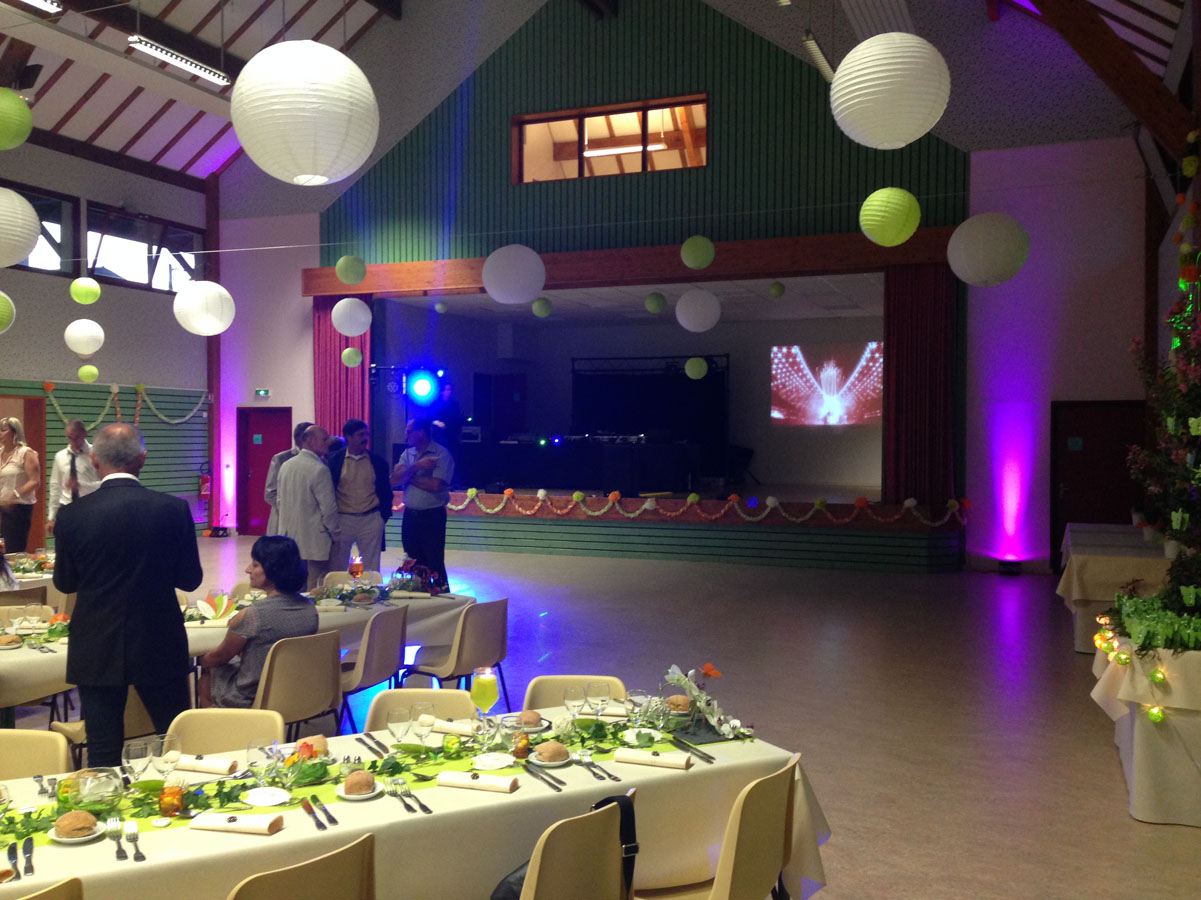 Salle des fêtes la Batie Montgascon