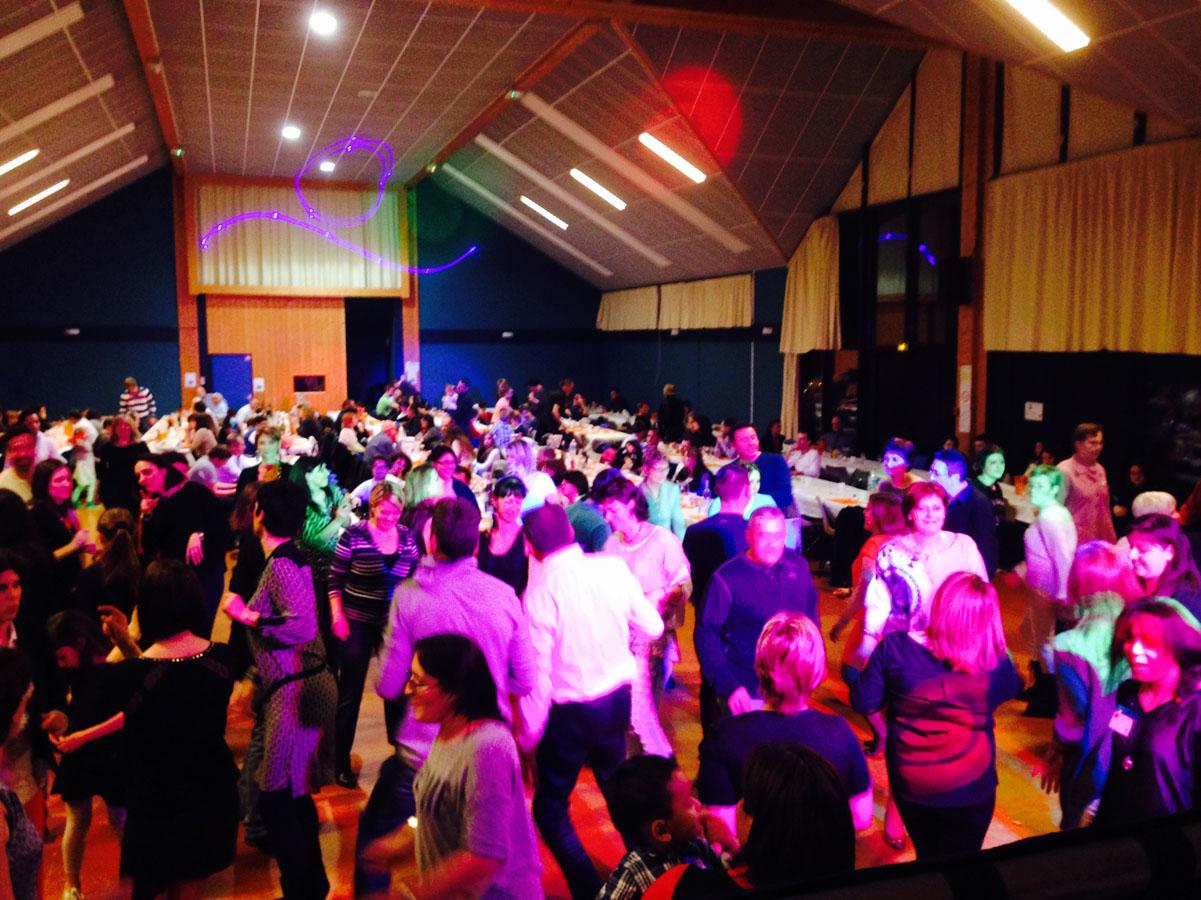 Salle des fêtes de Novalaise