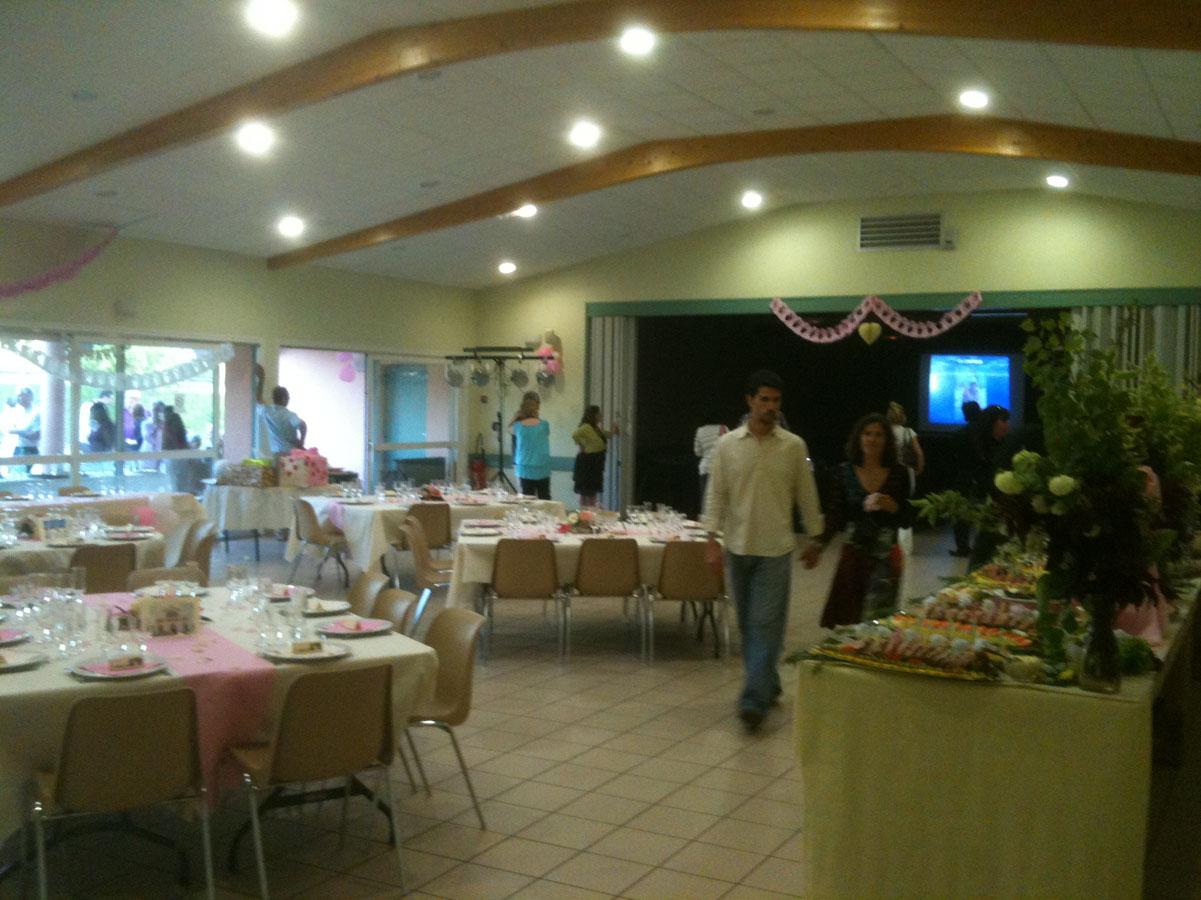 Salle des fête de BRENS